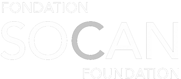 Logo of the SOCAN
